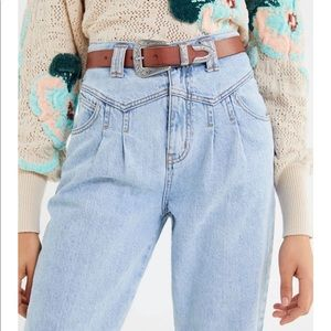 Accessories - High waisted western belt